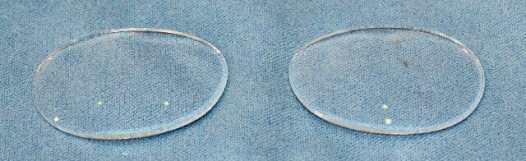 左右レンズの比較