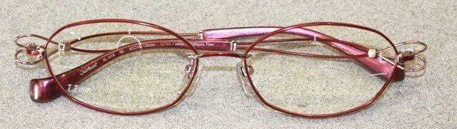 外斜位、遠視性乱視の遠近両用眼鏡