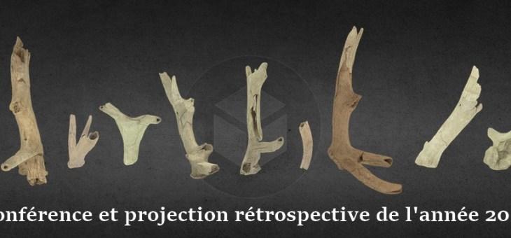 Conférence et projection de la «rétrospective des fouilles archéologiques de 2018»