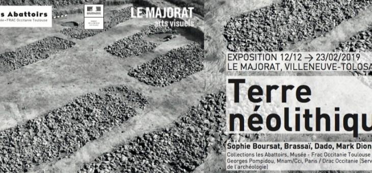 Exposition «Terre néolithique» à Villeneuve-Tolosane (Haute-Garonne)
