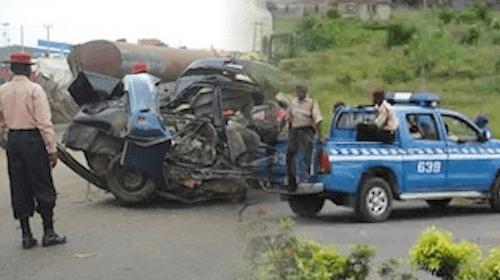 Bus conductor dies in road accident at Sango-Ota