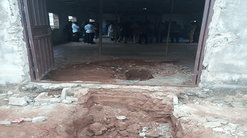 Police uncover human parts in church, arrest pastor, three others in Ogun State.