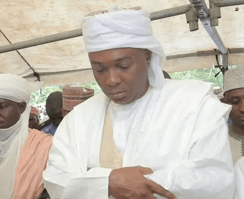 Sallah Message: Saraki calls for prayers to end security challenge, strengthen National Unity
