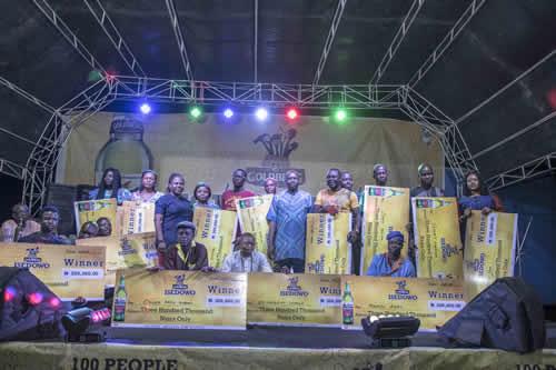 25 Artisans Laud Goldberg forIsedowoScheme in Ibadan
