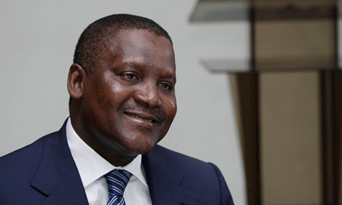 Dangote remains Africa's wealthiest