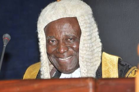 Ex-Chief Justice of Nigeria Idris Kutigi Dies In London Hospital