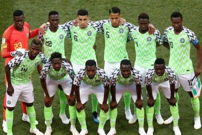 FIFA Ranking: Nigeria move up by Four spots placed 44th