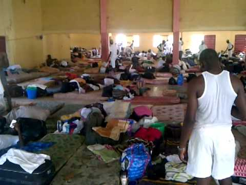 We Sleep On Bare Floor, Have No Bathroom –Corps members at Niger NYSC camp