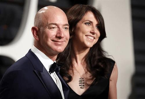 World's richest man Jeff Bezos set to divorce wife of 25 years