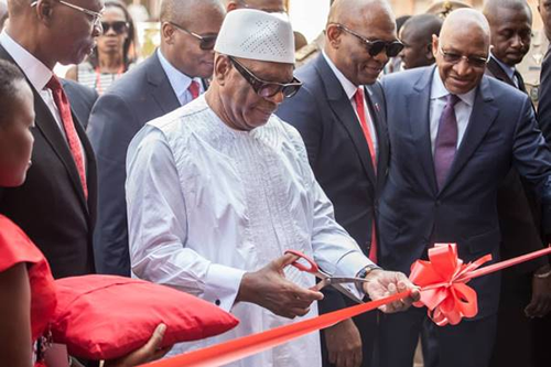 UBA commenced full banking operations in Mali