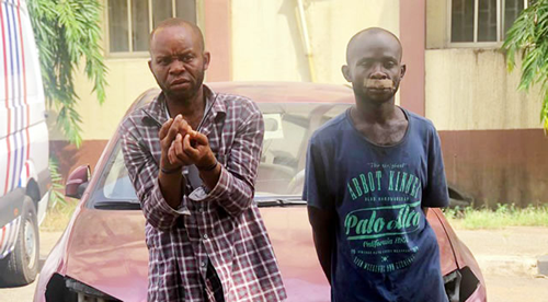 Notorious Men Who Killed Uber Driver In Lagos Arrested