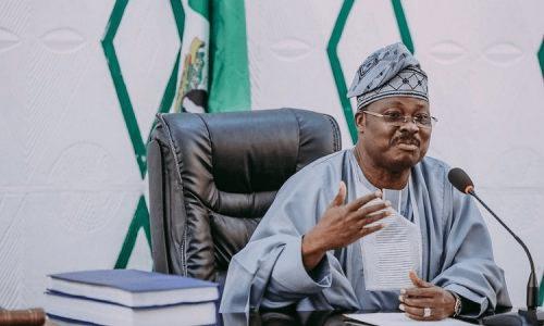 Ajimobi To Oyo Gov-Elect: Adjust, Improve On The Bad Things I Did