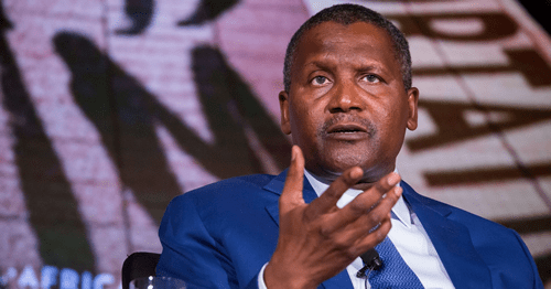 Why Nigeria's economy cannot grow – Dangote