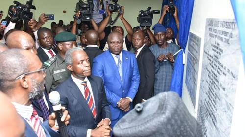 Weah, Drogba, Eto'o, Toure, others storm Lagos for Ambode testimonial match