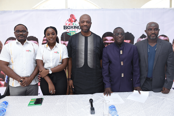 GOtv Boxing Night 19 Holds In Lagos