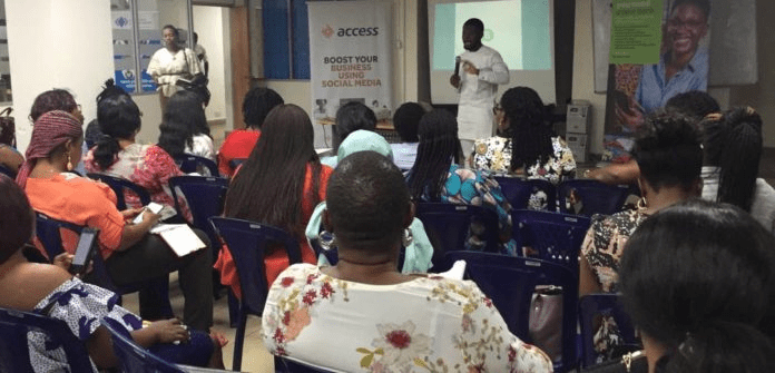 Access Bank partners with She Leads Africa on Facebook Program for training female entrepreneurs across Nigeria