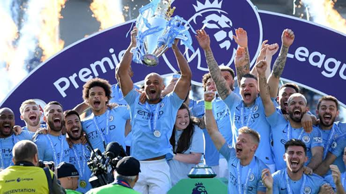 Premier League Introduce 'head-to-head' Rule For 2019/20 Season