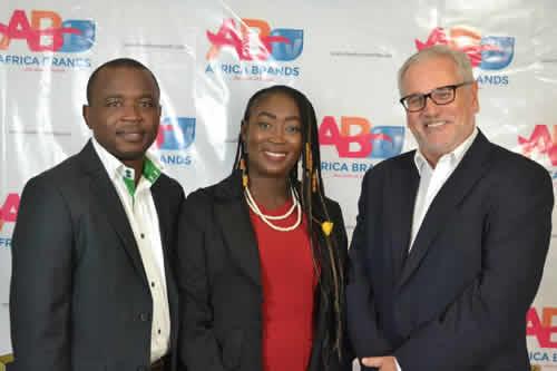 Mouka bags African Brand Leadership Merit Award