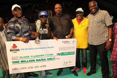 Emulate Adewunmi Ogunsanya's Support for Boxing- DG, Lagos Sports Commission