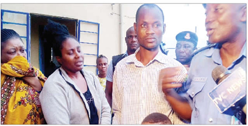 7-year-old boy from Ogun sold for N1m, recovered in Anambra after 2 years