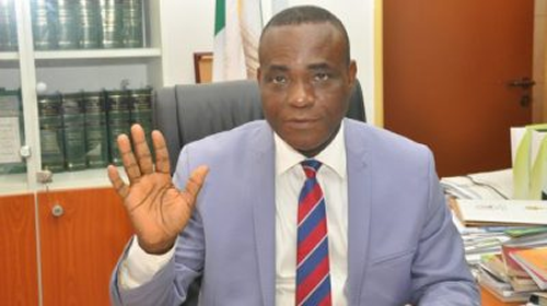 Presidency keeps mum over alleged deployment of Enang