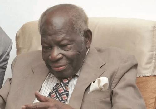 Tinubu greets Williams at 100