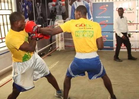 WABU President Advises Young Boxers on GOtv Boxing NextGen Search 5
