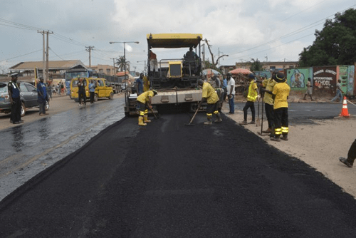 Lagos rehabilitates 150 dilapidated roads