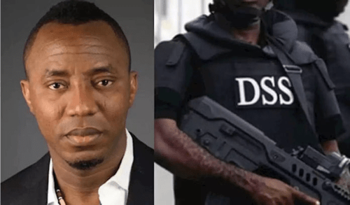 DSS: We can only release Sowore to his sureties