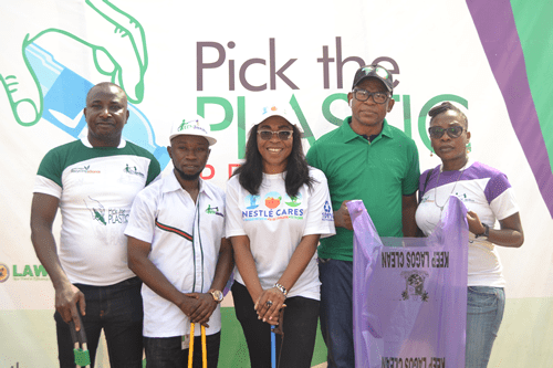 Lagos State, FBRA, Green Janitors Partner to Rid Badagry of Plastic Waste through Pick-a-Plastic Campaign