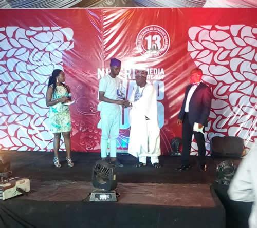 Nigerian Media Monitoring and Measurement Agency Bags NMNA Award.
