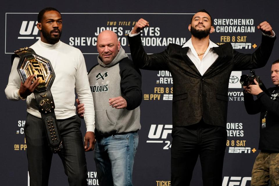 UFC 247: Your weekend is about to get explosive on DStv