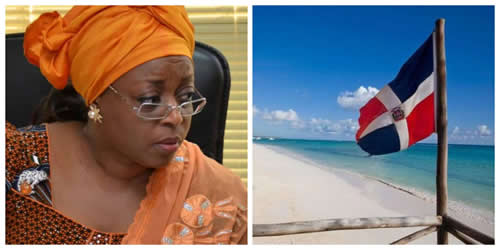Ex-Nigerian Petroleum Minister, Diezani Allison Madueke now Dominican Republic commissioner