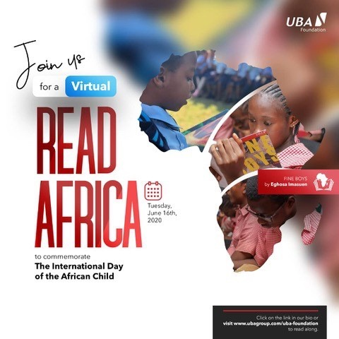 UBA Foundation commemorates 2020 International Day of the African child