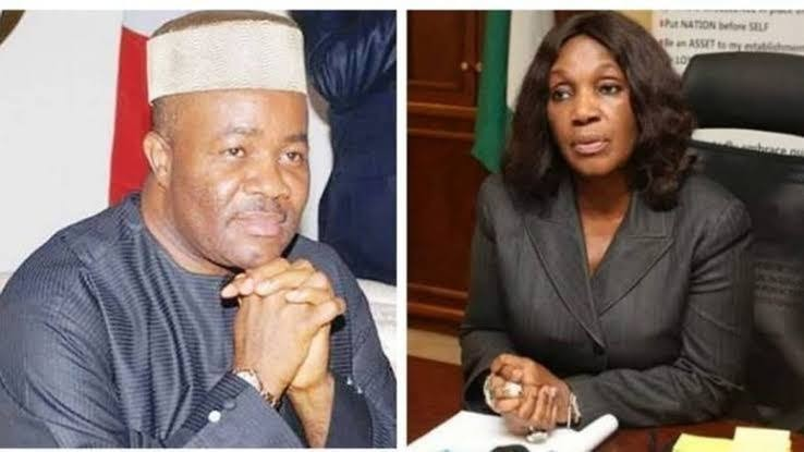 EXPOSED: Joi Nunieh doesn't have NYSC certificate, Akpabio tells Reps