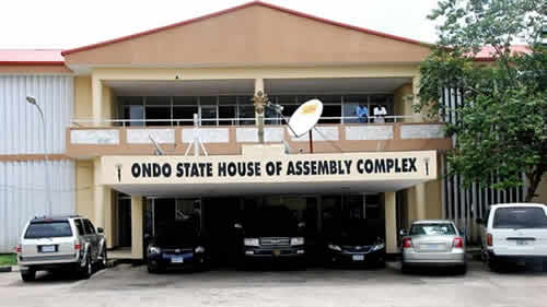 Tight security as Ondo Assembly moves to impeach deputy gov