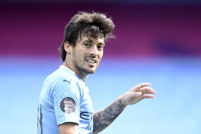 Man City Playmaker, Silva To Be Immortalised With Statue Outside Etihad Stadium