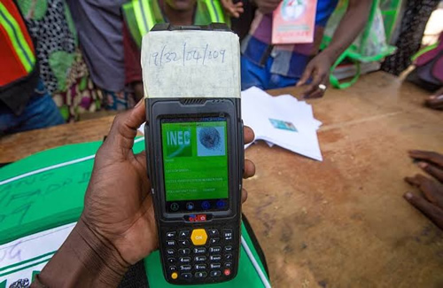 EDO 2020: INEC to retain 2019 voter register, gets additional smart card readers