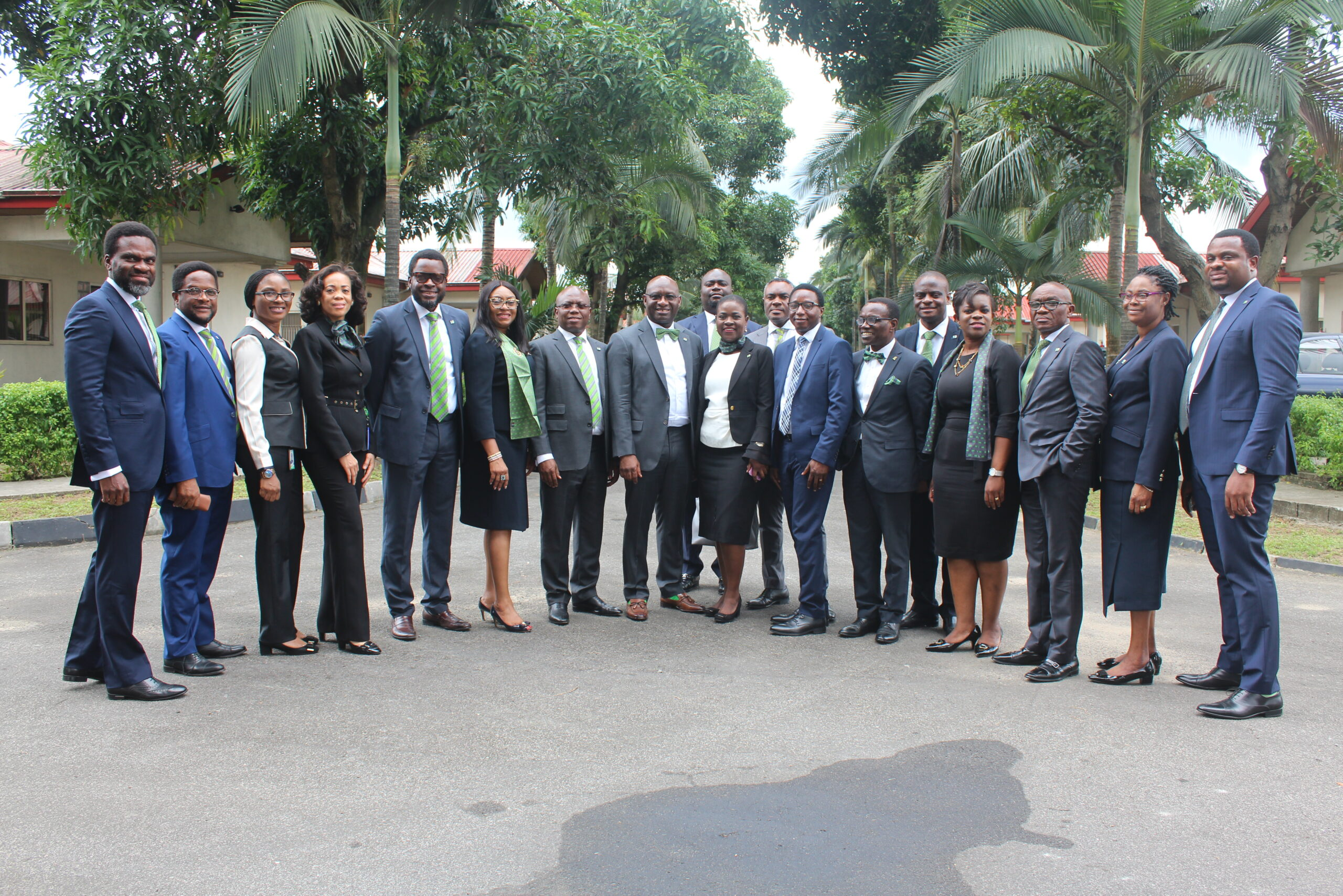 """Heritage Bank's """"The Refinery,"""" CBN, 25 others receive CIBN's Certificates of Accreditation"""