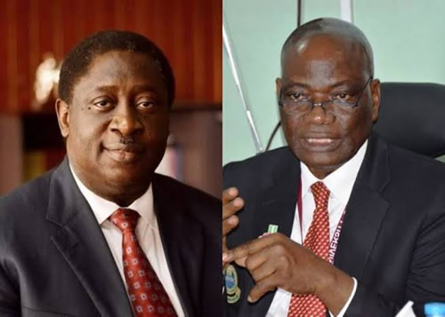 UNILAG crisis: Buhari removes Babalakin, Ogundipe, constitutes Visitation Panel