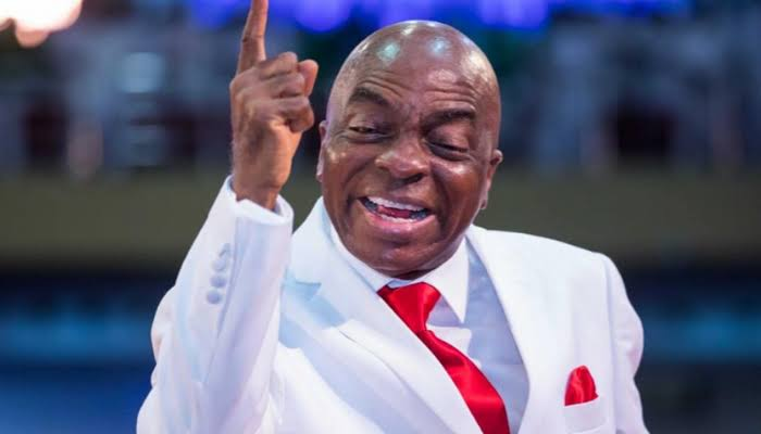 Re-opening of churches led to decrease in coronavirus - Oyedepo