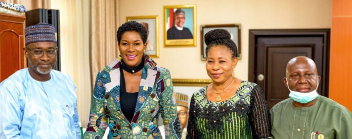 Stephanie Linus appointed as National OPS-WASH Ambassador