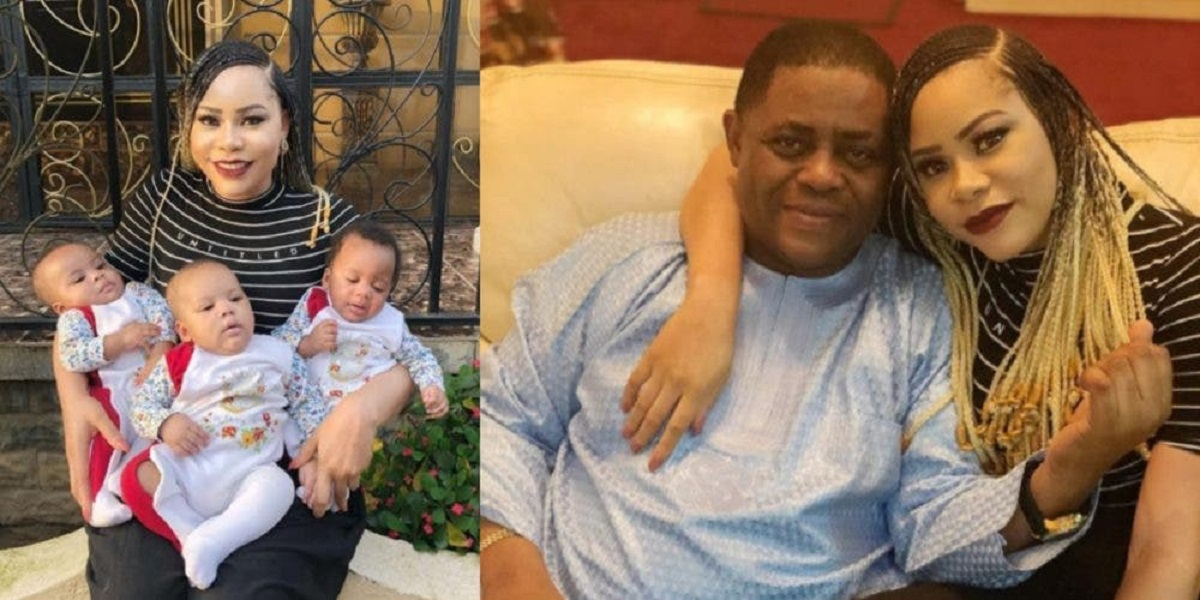 Ex-aviation minister, Fani-Kayode, separates from wife