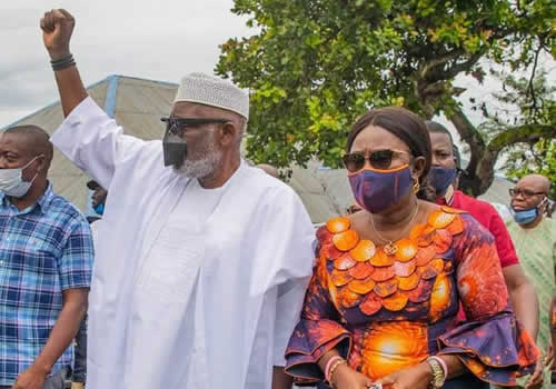Akeredolu: When my victory is announced, everybody will be joyous