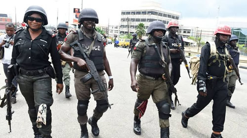 JUST IN: IGP deploys anti-riot police officers nationwide