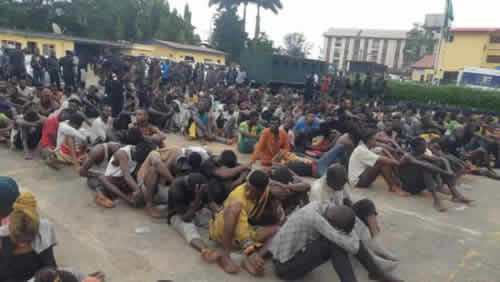 #EndSARS: 520 suspects arrested for arson, robbery, murder in Lagos