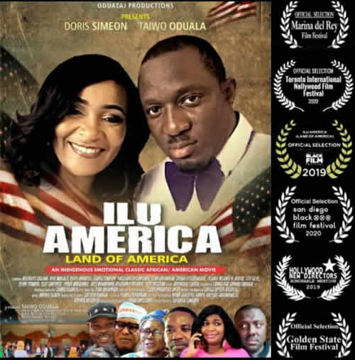 Taiwo Oduala's Movie, Ilu America Making Waves All Over The World