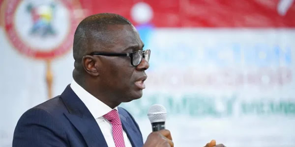 Lagos govt to close Ikeja road for 15 months over rail project