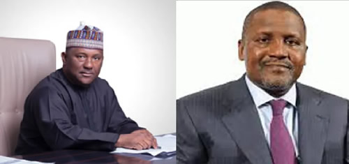 Sugar price war: Dangote petitions Trade Ministry, wants Monopoly as BUA refuses to jack up price