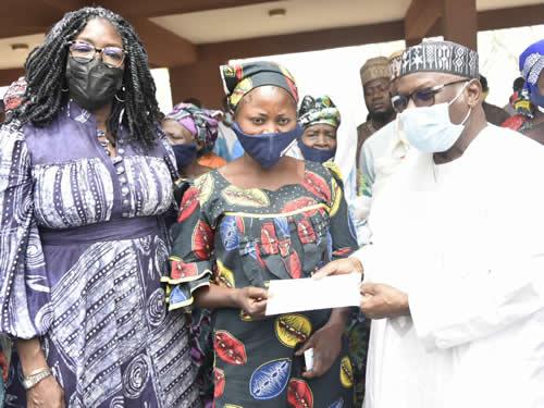 Dangote Empowers 16,000 Rural Women In All Kwara LG